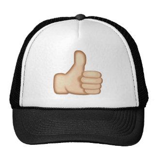 Thumbs Up Sign Emoji Cap
