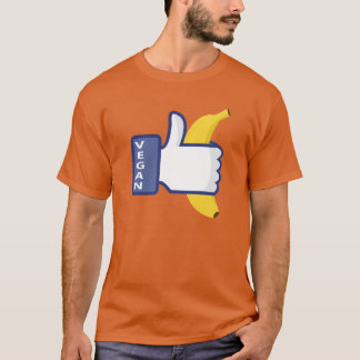 Thumbs Up! Vegan Tshirt