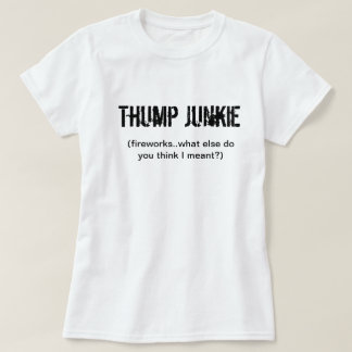 Thump Junkie T-Shirt