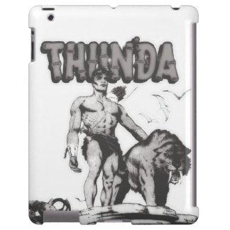 Thun'da, King of the Congo iPad Case
