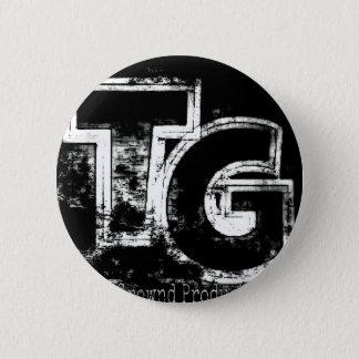 ThundaGrownd 6 Cm Round Badge