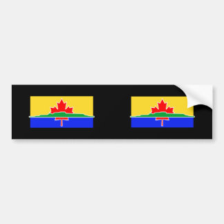 Thunder Bay, Canada Bumper Sticker