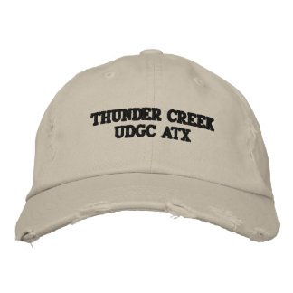 THUNDER CREEK UDGC ATX EMBROIDERED HAT
