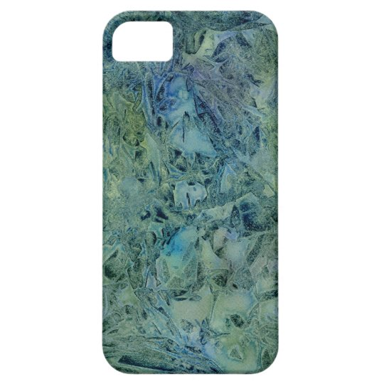 Thunder Dream Bluegreen Abstract iPhone 5 Cover