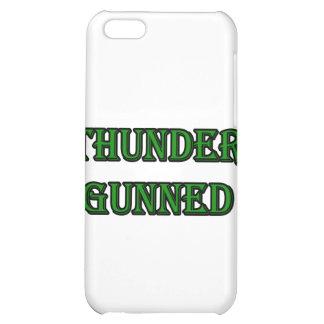 Thunder Gunned iPhone 5C Case