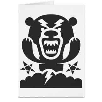 Thunderbear Original Character Design Cards