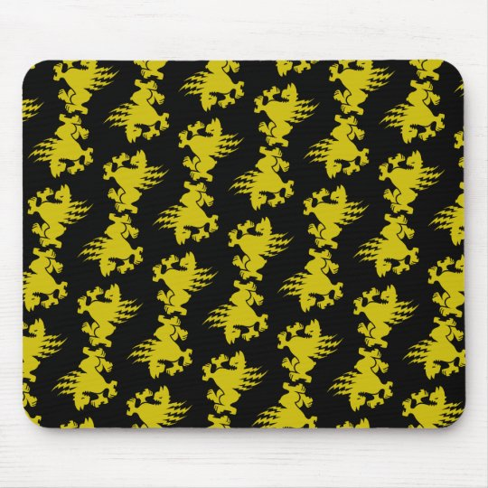 THUNDERBEE MOUSE MAT