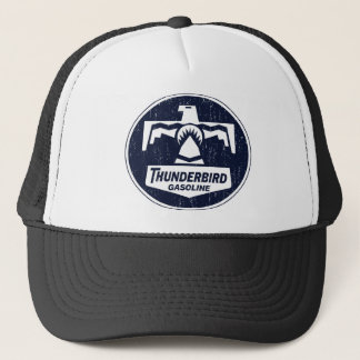Thunderbird Gasoline Trucker Hat