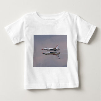 Thunderbird Mirror Fly By Baby T-Shirt