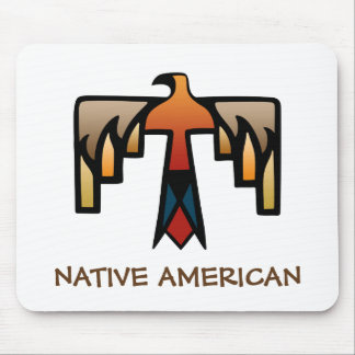 Thunderbird - Native American Indian Symbol Mouse Pad