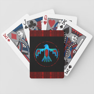 Thunderbird Playing Cards