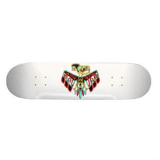 Thunderbird Skate Board Deck