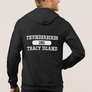 Thunderbirds Gerry Anderson Tracy Island 1965 Hoodie