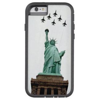 Thunderbirds over Lady Liberty. Tough Xtreme iPhone 6 Case