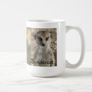 Thundercat Meerkat Mug