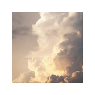 Thunderhead Cloud Heaven Sky Storm Clouds Gallery Wrap Canvas