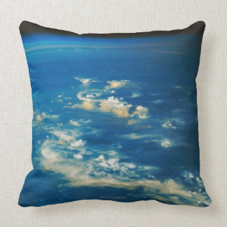 Thunderstorm Clouds Cushion