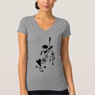 Thunderstorm Design T-Shirt