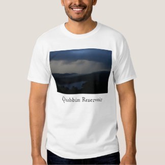 Thunderstorm over Quabbin Reservoir Shirt