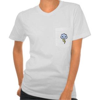 Thunderstorm Pocket T-Shirt