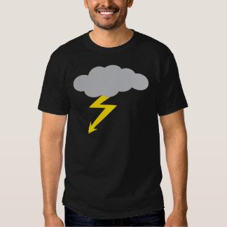 thunderstorm tee shirts