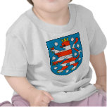 Thüringen Wappen T-Shirts