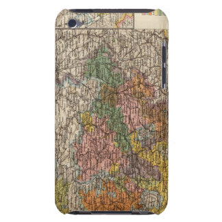Thuringian States Barely There iPod Case