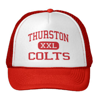 Thurston - Colts - High - Springfield Oregon Cap