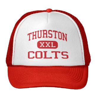 Thurston - Colts - High - Springfield Oregon Mesh Hats