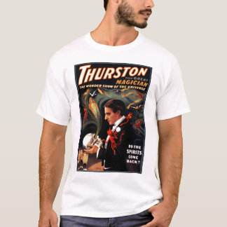 "Thurston - ""Do the Spirits Come Back?"" Tee Shirt"