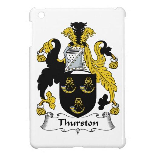 Thurston Family Crest iPad Mini Cover