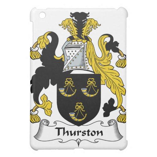 Thurston Family Crest iPad Mini Case