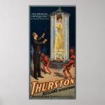 Thurston Kellar's Successor - Woman in Water Poster