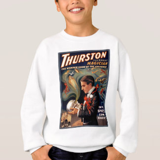 Thurston Magician Vintage Poster Sweatshirt