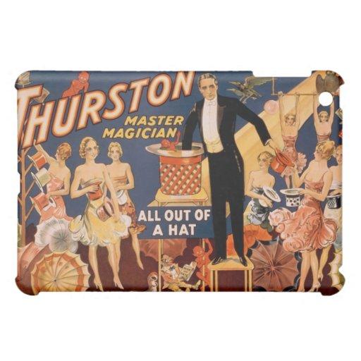 Thurston Master Magician iPad Mini Cover