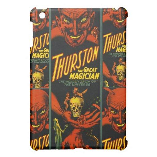 Thurston The Great! iPad Mini Cover