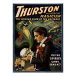 Thurston the great magician 2 print