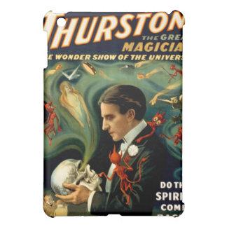 Thurston the Great Magician c. 1915 iPad Mini Covers