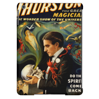 Thurston the Great Magician iPad Air Case