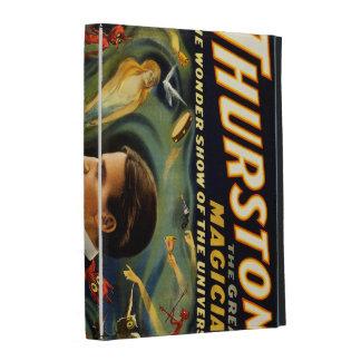 Thurston the Great Magician iPad Folio Case