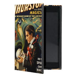 Thurston the Great Magician Cover For iPad Mini