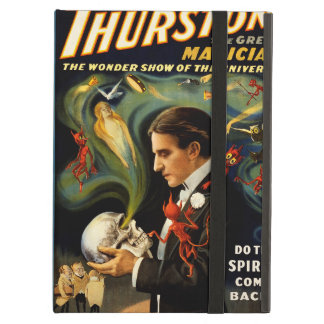 Thurston the Great Magician iPad Air Cases