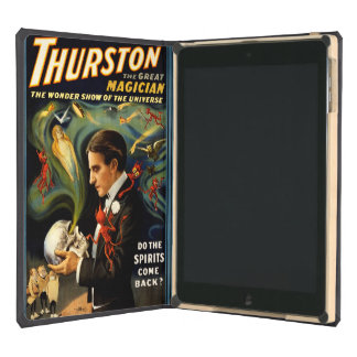 Thurston the Great Magician iPad Air Covers