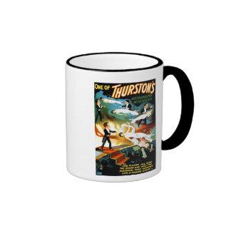 Thurston's Astounding Mystery! Ringer Mug