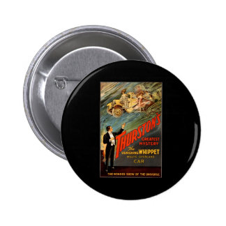 Thurston's greatest mystery 6 cm round badge