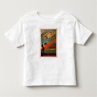 Thurston's Vanishing Whippet Willys-Overland T Shirts