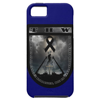 THW mourning Patch iPhone 5 Cover