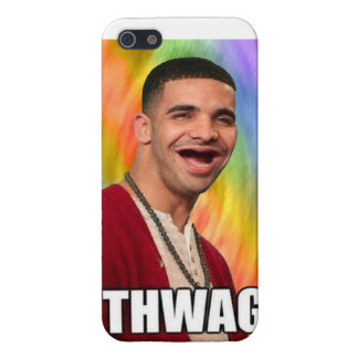 Thwag - iPhone Case iPhone 5 Case
