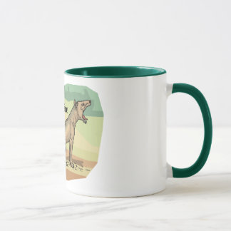 Thylacine 1 Mugs