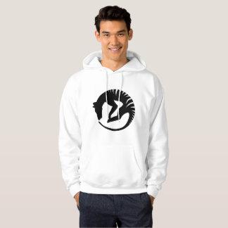 Thylacine Alive logo black Hoodie